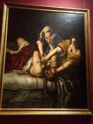 Judith Beheading Holofornes