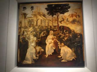 Adoration of the Magi (Leonardo da Vinci)